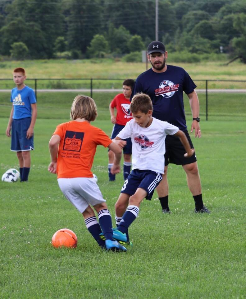 Iowa Soccer Club Premier Soccer Camp