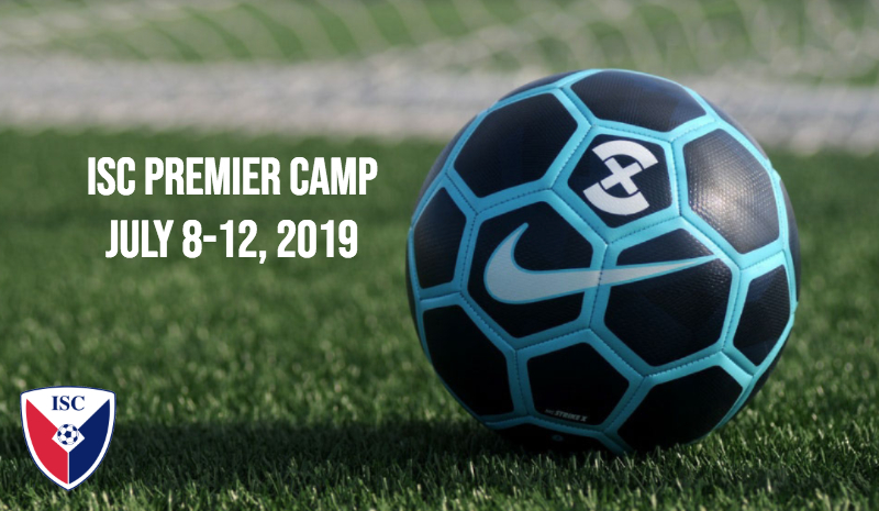 ISC 2019 Premier Soccer Camp – Dates Announced