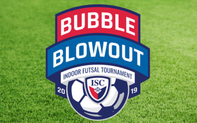 2019 ISC Bubble Blowout Registration Open